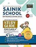 Sainik School Class 6 Entrance Exam Study Guide 2022 (English Medium)