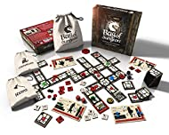 Play solo, cooperative or competitive with up to 4 players. Delve deeper and deeper into the catacombs to find the Ring and try to get out alive. Includes Standard (simple) or Advanced rules Battle classic monsters, goblins, trolls, skeletons and mor...