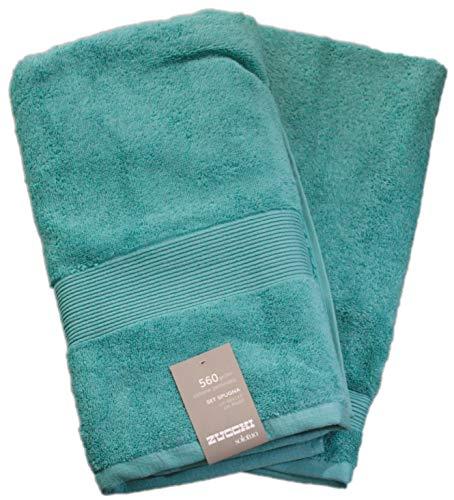 Set Asciugamano 1+1 Tinta Unita