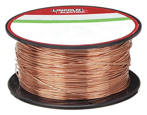 Lincoln Electric SuperArc L-56 MIG Welding Wire - Mild Steel, Copper Coated.025in, 2-Lb. Spool, Model Number ED030583