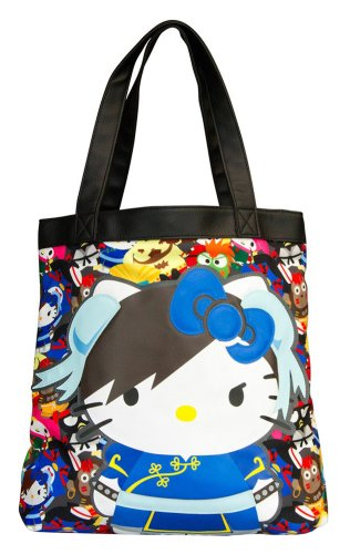 Hello Kitty , Cabas pour femme multicoloured