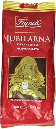 Franck Franck Jubilarna Kaffee Kava mljevena gemahlen 400g