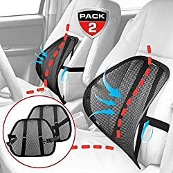 MaxxPrime Lumbar Support for the Car