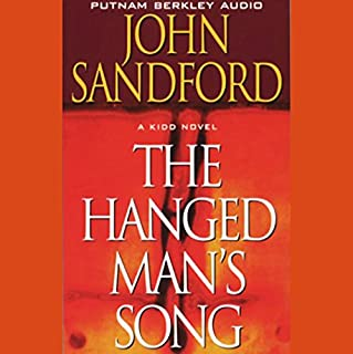 The Hanged Man's Song audiobook cover art
