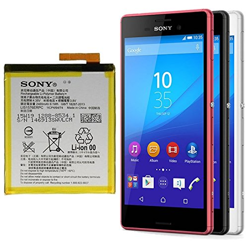 Original Akku lis1576erpc für Sony Xperia M4Dual/M4Aqua E2312