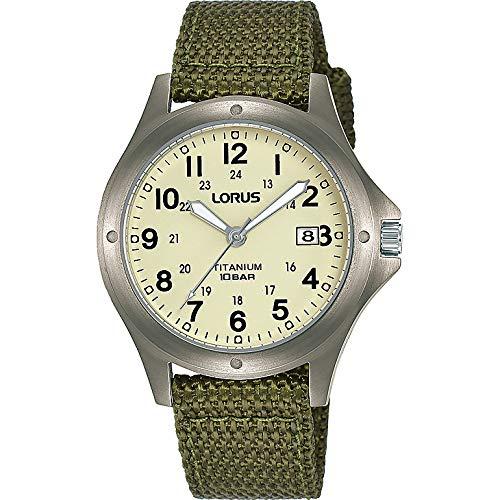 Reloj solo tiempo hombre Lorus Sport Sport cód. RG877CX9