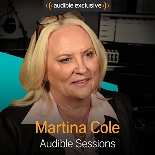 Martina Cole audiobook cover art