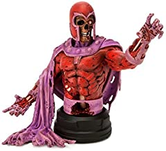 Gentle Giant Marvel X-Men Magneto Villains Zombie Mini Bust