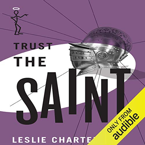 Trust the Saint cover art