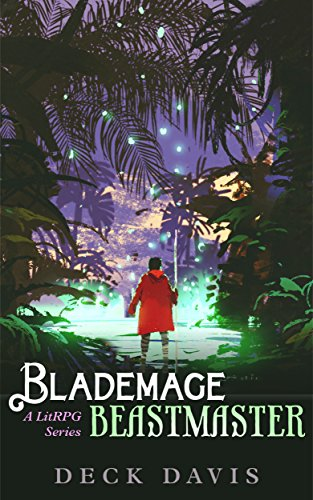 Blademage Beastmaster 1:  A LitRPG / Gamelit Series (English Edition)