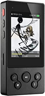 X3II HiFi Music Player High Fidelity Lossless Audio Player Support DSD BT 4.0 TF Card Reading 2.4 Inches Screen