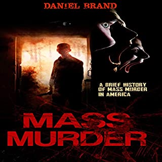 Mass Murder audiobook cover art