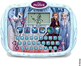 VTECH 3480-517822 La Reine des Neiges 2 Tablette Alphabet Électrique Education Couleur (version espagnole)