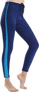 Flexel Wetsuit Tops/Pants, 2mm Premium Neoprene Wet Suit Jacket/Scuba Diving Vest for Swimming Snorkeling Surfing Fishing ...