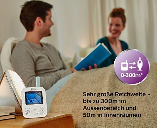 Philips Avent SCD620/26 Video-Babyphone - 4