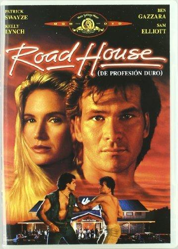 Road House (1989) Patrick Swayze, Kelly Lynch, Ben Gazzara, Sam Elliot - Region 2