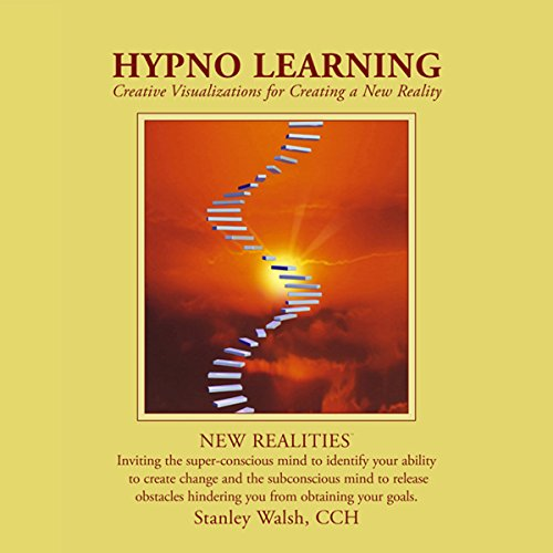 New Realities: Hypno Learning audiobook cover art