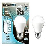 Milagro LED 605025W nevera y congelador luz, larga vida ahorro de energía bombilla, blanco frío