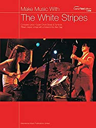 Partition : White Stripes Best of Guit. Tab. (collection make music with)