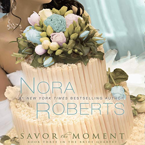 Savor the Moment audiobook cover art