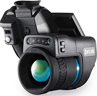 FLIR 72502-0501 Model FLIR T1010-12 HD Thermal Imaging Camera 1024x768 Resolution/30Hz with 12° Lens and FLIR Tools+, Digital Zoom 1–8X Continuous, Field of View (FOV) 12° x 9°