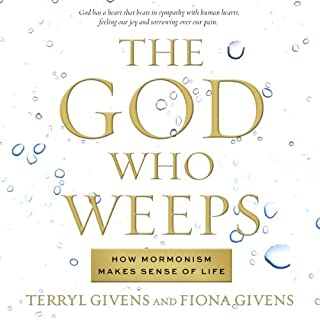The God Who Weeps cover art