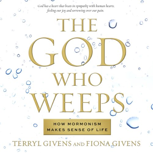 The God Who Weeps audiobook cover art
