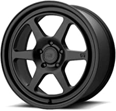 MOTEGI MR136 Satin Black Wheel Chromium (hexavalent compounds) (18 x 9.5 inches /5 x 72 mm, 35 mm Offset)