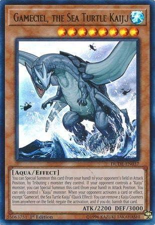 Yugioh Dogoran The Mad Flame Kaiju SDSB-EN015 Common 1st Edition