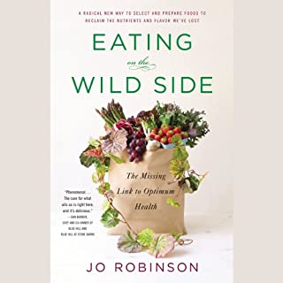 Eating on the Wild Side cover art