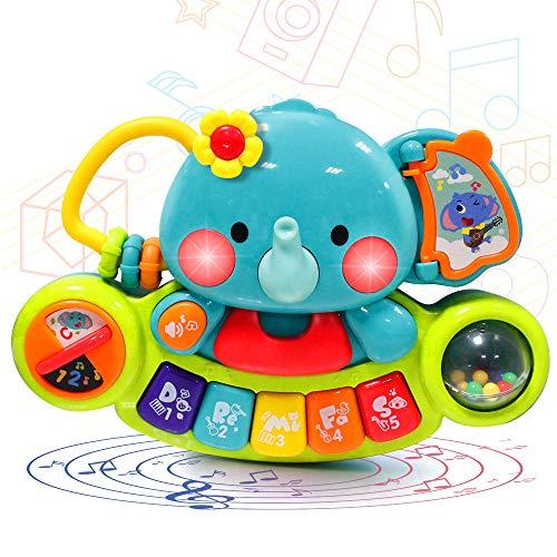 HANMUN Baby Musical Toys Piano T...