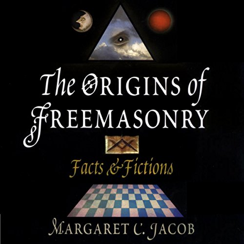 The Origins of Freemasonry cover art