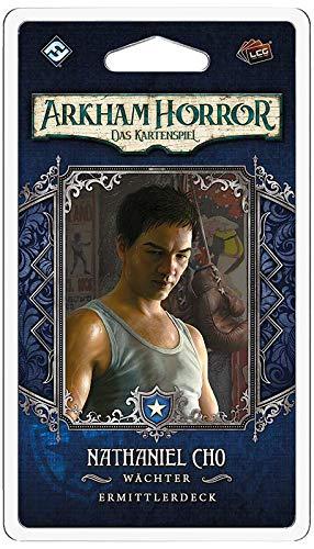Arkham Horror: LCG - Nathaniel Cho Ermittler-Deck