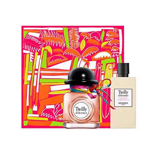 Hermes Twilly d`Hermes 85ml Eau de Parfum Spray + 80ml Body Lotion + 7.5ml Eau de Parfum