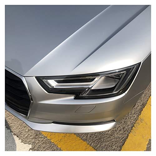 liyandianzi Silber Blitz-Metall-Vinylauto-Aufkleber wasserdicht Auto-Styling-Verpackungs-Auto Fahrzeug-Pflege-Zubehör Motorrad Autozubehör