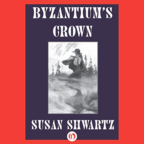 Byzantium's Crown audiobook cover art