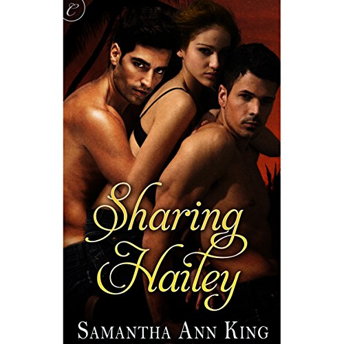 Sharing Hailey audiobook cover art