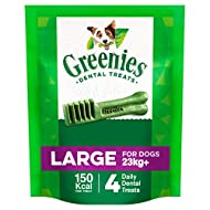 Greenies Original Large Dog Dental Treats 6x170g