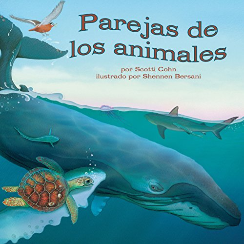 Parejas de los Animales [Animal Couples] audiobook cover art