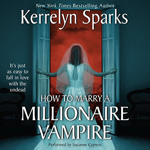 How To Marry a Millionaire Vampire audiobook cover art