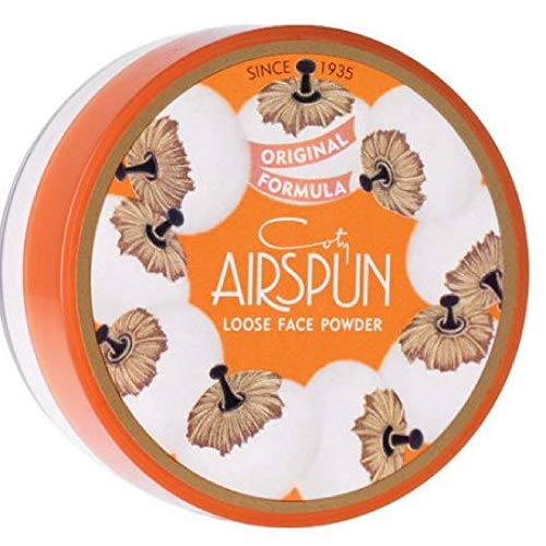 (6 Pack) COTY Airspun Loose Face Powder - Translucent