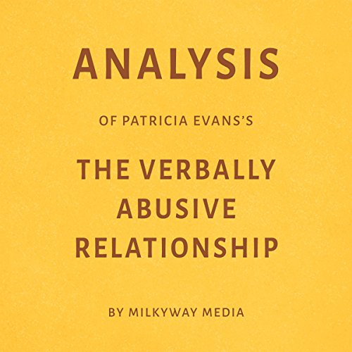 Analysis of Patricia Evans's 'The Verbally Abusive Relationship' Titelbild