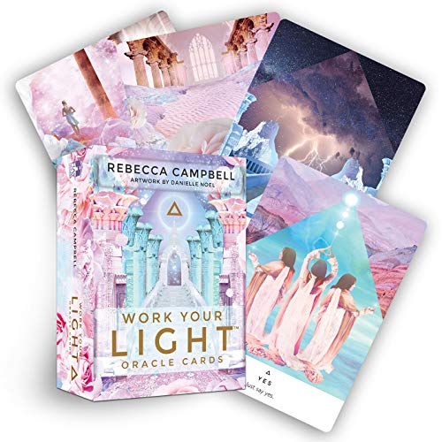 Work you light oracle cards