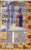 La consolation de la philosophie - Format Kindle - 1,99 €