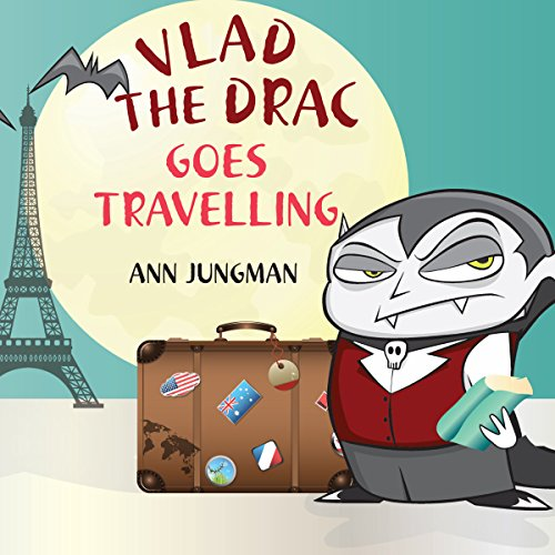 Vlad the Drac Goes Travelling cover art