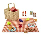 Just Like Home Picnic Basket