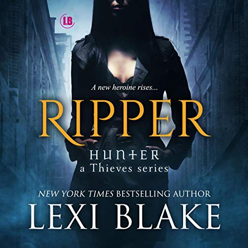 Ripper Audiobook By Lexi Blake cover art