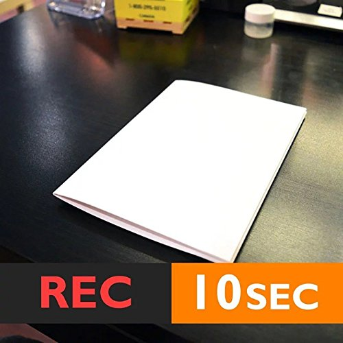 10sec 5x7 RECORDABLE blank talking greeting card sound music voice chip