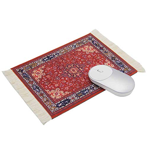 Kotoyas Rug Mouse Pad, Oriental Carpet Style Persian Mouse Pad (Gypsy)