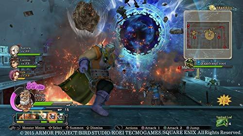 Dragon Quest Heroes PS4 C.E. UK multi